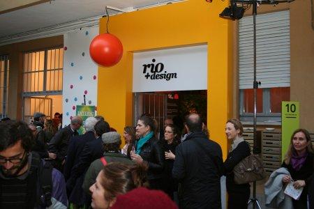 Entrada expo Rio Design 2012 D