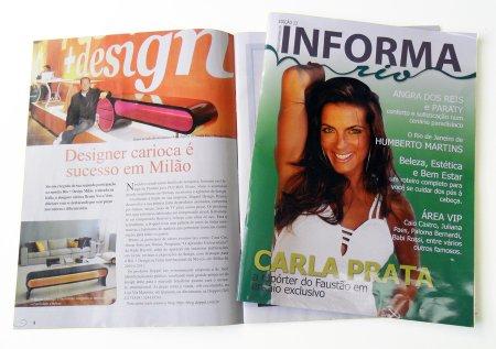 Revista Informa Rio 13   edi    o Setembro de 2011 1