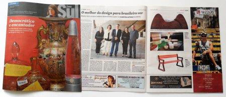 mat  ria o Globo caderno Zona Sul 29 11 2012 post